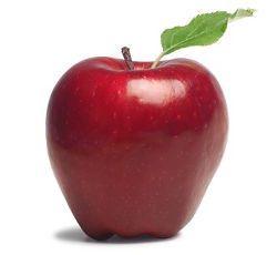 Βιολογικά Κόκκινα Μήλα Στάρκιν