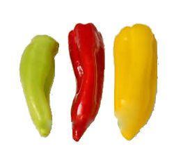Βιολογικές Τρίχρωμες Πιπεριές Φλωρίνης
