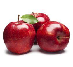 Φρέσκα Κόκκινα Μήλα